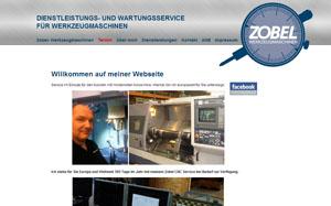 Zobel Werkzeugmaschinen, CNC Zobel, Matsuura Service.
