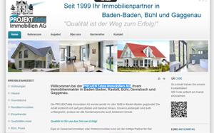 Projektdata-Immobilien-AG-Baden-Baden - Gewerbeimmobilien Immobilien Baden-Baden Bühl, Immobilien Bühl, Gewerbeimmobilien Rastatt, Immobilien Rastatt, Gaggenau Gewerbeimmobilien Gernsbach.