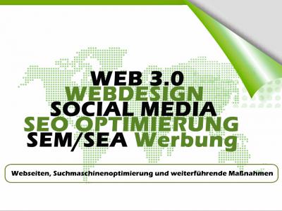 Webdesign bzw. Webseitenerstellung - Online Marketing Google Suchmaschinenoptimierung SEO, SEM/SEA und Linkbildung bei Internetdienste Armin Burkart in 76571 Gaggenau für Friseure, Gastronomie, Ärzte und viele Mehr!