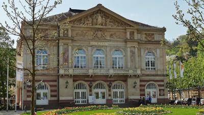 Theater - Baden-Baden - Copyright Bild: Christian Wieczorek - - Webdesign Baden-Baden Internetdienste Burkart