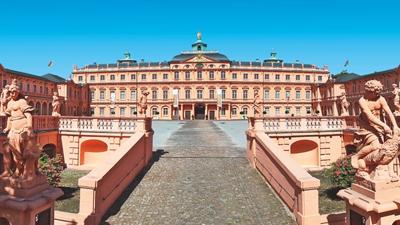 Schloss Rastatt - Copyright Bild: Christian Wieczorek - - Webdesign Rastatt - Internetdienste Burkart