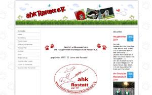 AHK- Hundeverein Rastatt
