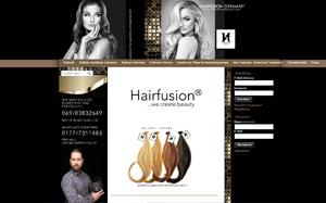 Online Echthaar Extensions kaufen im Hairfusion Shop
