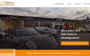 Auto An- und Verkauf | Reparatur | Tuning | Autoaufbereitung | Autofolierung - Autowerkstatt Frankenthal